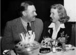 Hemingway and Gellhorn in NYC