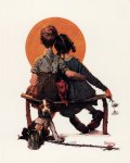 norman-rockwell-couple