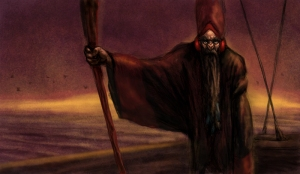 Fedallah as Wandering Jew: Behnone