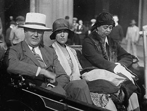 FDR, Lucy Mercer, Eleanor R.