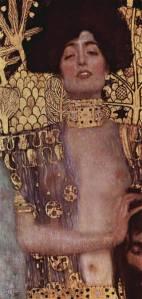 gustav-klimt.JudithI 1901