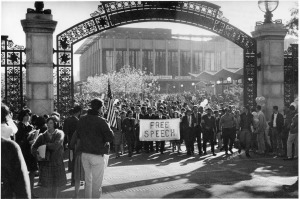 1960s Berkeley radicals