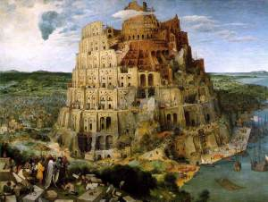 Brueghel the Elder Tower of Babel