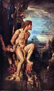 Moreau's Prometheus