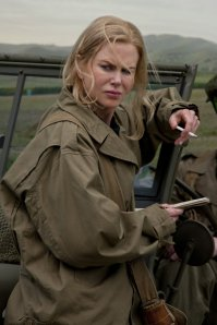 Kidman as Gellhorn