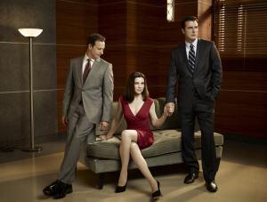 good wife cast pic chris noth 2 season 2