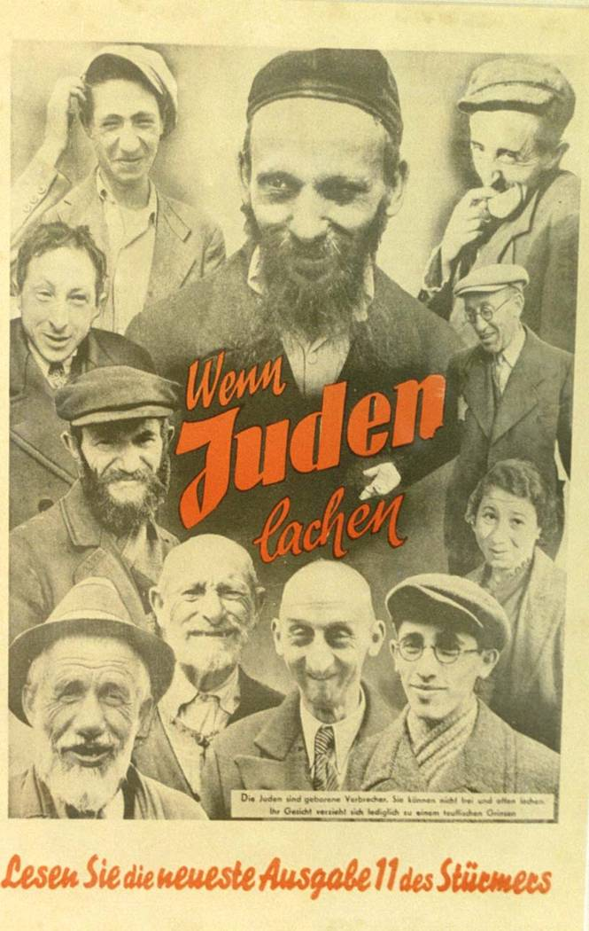 conventional and nazi antisemitism essay Anti-semitism in pre-world war ii essaysanti-semitism had been around in germany and the whole of europe for hundreds of years prior to world war one many scholars trace german anti-semitism back to the time of martin luther and even farther back into history.
