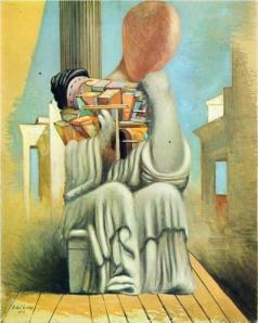 De Chirico: The Terrible Games, 1925