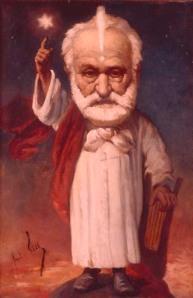 """""""Victor Hugo en mage"""""""