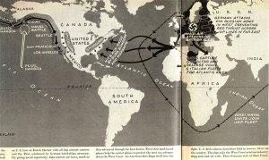LIFE map 3/2/1942