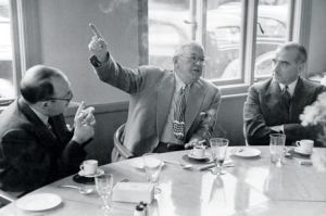 """Breen (center) had power to censor anti-Nazi films"""