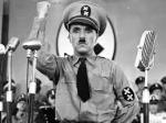Chaplin as Adenoid Hynkel