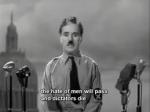 Chaplin speech