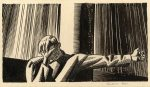 Rockwell Kent's Starbuck shielding his eyes