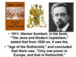 Werner Sombart, exemplary populist