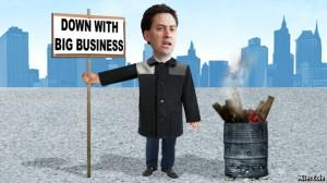 UK politician Ed Miliband