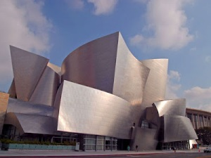 Frank Gehry: Walt Disney Music Hall, Los Angeles