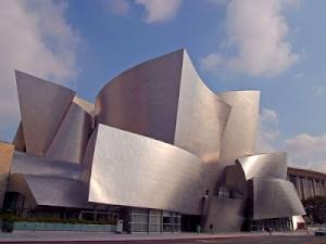 Frank Gehry: Walt Disney Music Hall, Los Angeles