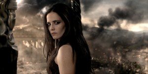 Eva Green as Artemisia in