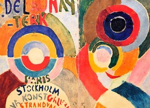Sonia Delaunay painting