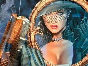 """""""Madame Mirage"""""""