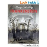 Amazon ad for Frankenstein