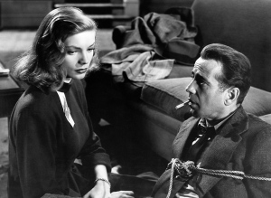 The Big Sleep: Bacall and Bogie