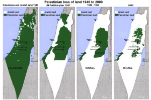 Palestinian narrative in maps