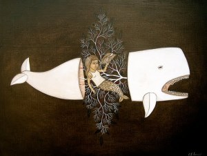 Evan B. Harris, White Whale and Shells