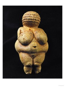 Stone Age Venus of Willendorf