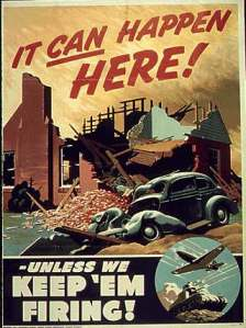 WW2 poster