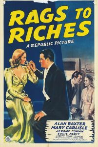 Movie poster, 1941