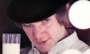 Malcolm McDowell photo Robert Grant Archive