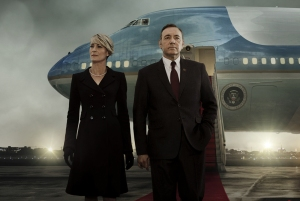 Claire and Frank go to Moscow, season 3 House of Cards, Netflix