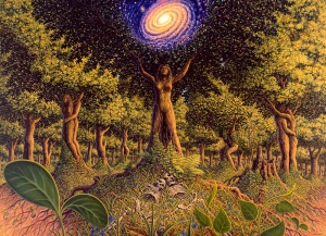 painting by Mark Henson