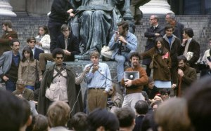 Revolt Against Masses, Hulton Archive/Getty Images