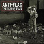 Antiwar album cover Anti-Flag