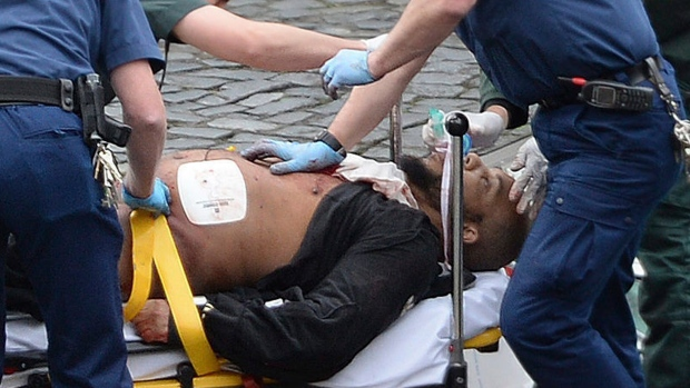 Khalid Masood london attacker