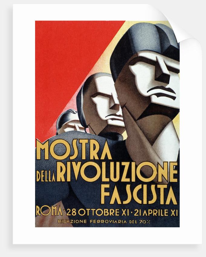 Fascist Revolution poster