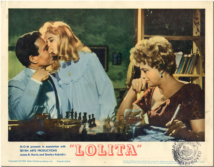 """an analysis of the novel and movie lolita by vladimir nabokov A new book, """"lolita: the story of a cover girl: vladimir nabokov's novel  from  hollywood movie adaptations of the book— kubrick's 1962 version,  the design  critic alice twemlow in her essay calls """"humbert's worldview."""