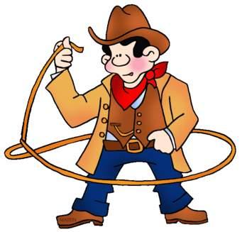 cowboy with lassoo.american history